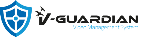 logo V Guardian Vultech Security