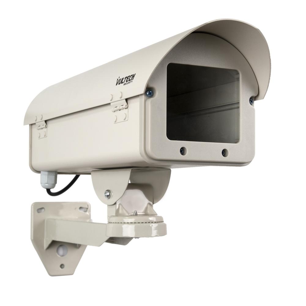 Custodia Esterna Metallica per Telecamera con ventilatore e riscaldatore