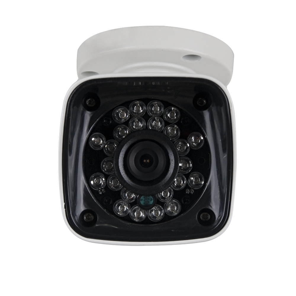Telecamera Bullet AHD 1,3MPX 960p Bianca