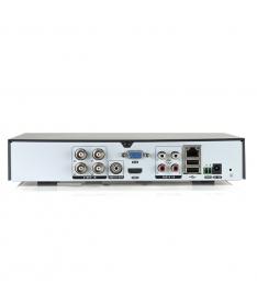 Universal Video Recorder ibirdo 5 in 1 - 4 canali Analogici + 2 Digitali 1080LITE