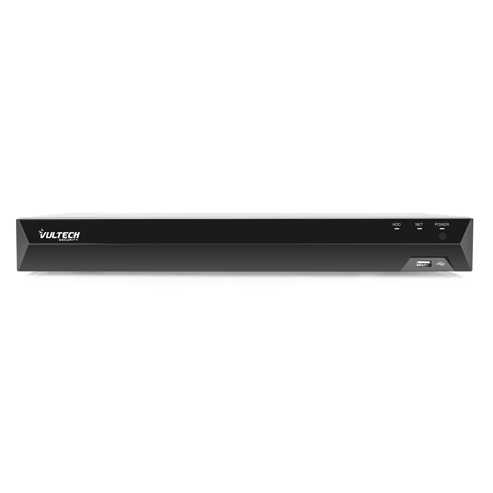 Network Video Recorder 8 Cananli POE - H264