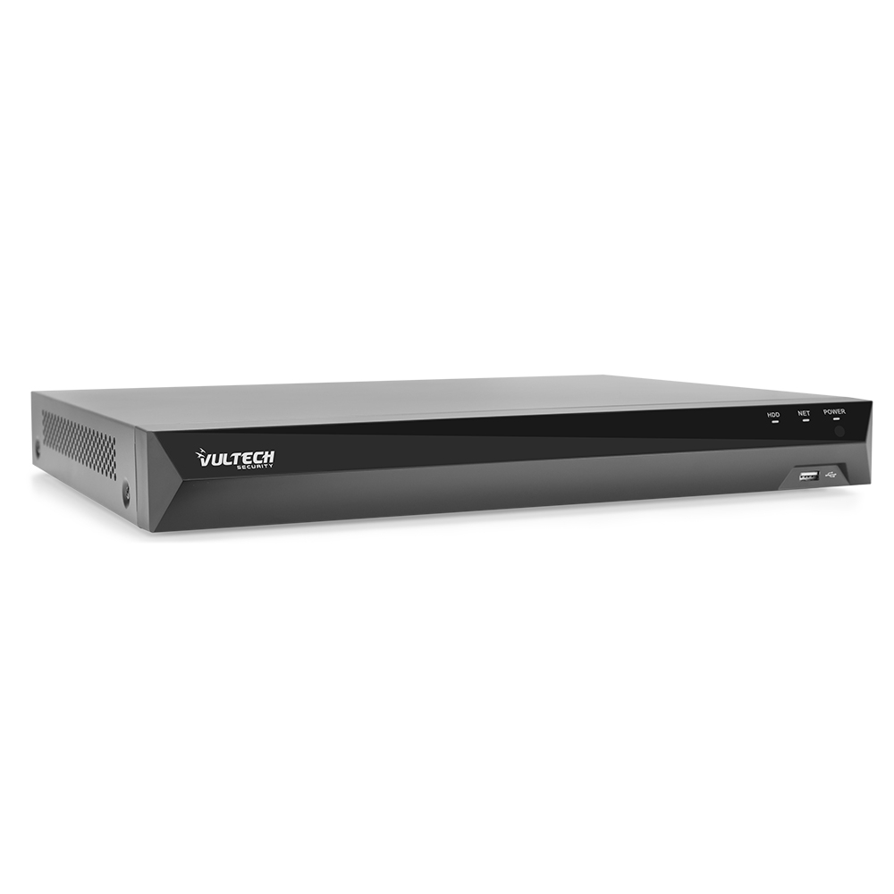 Network Video Recorder 16 Cananli - H265 ULTRAHD