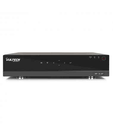 Network Video Recorder 32 Cananli - H265 ULTRAHD