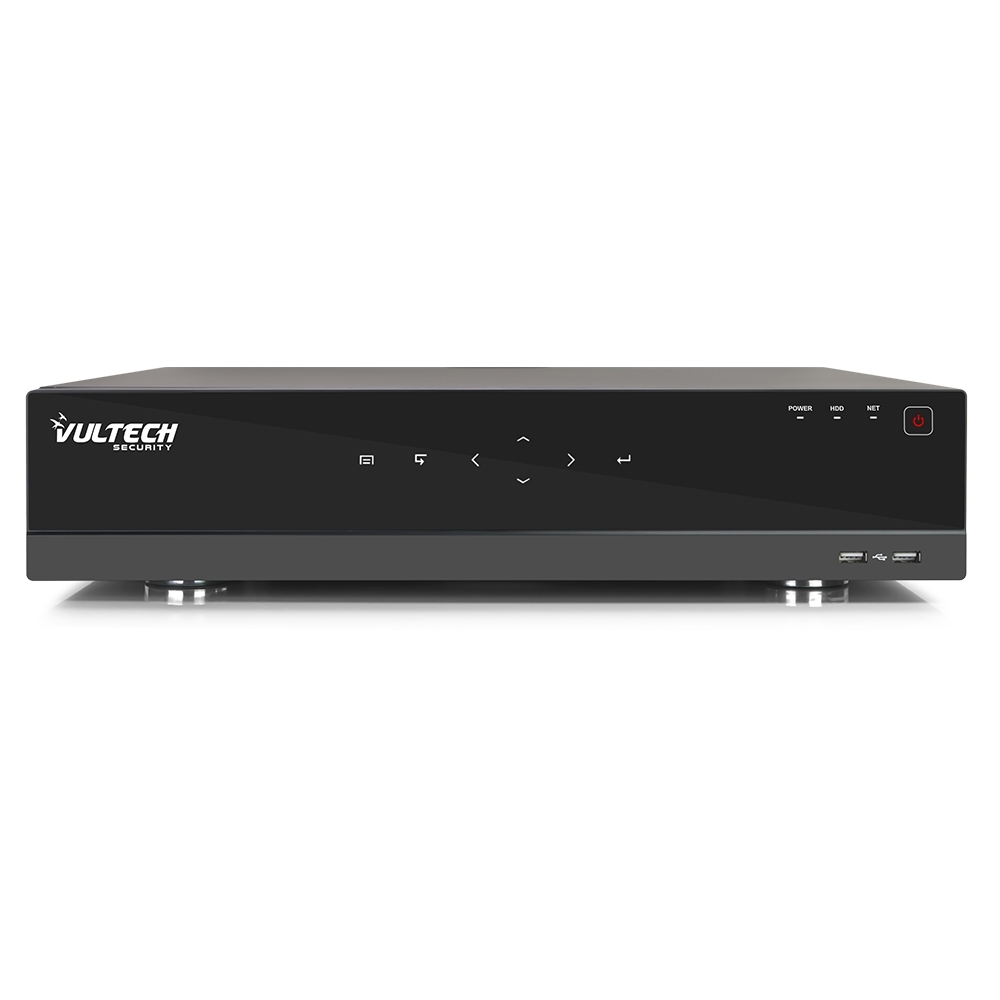Network Video Recorder 64 Cananli - H265 ULTRAHD