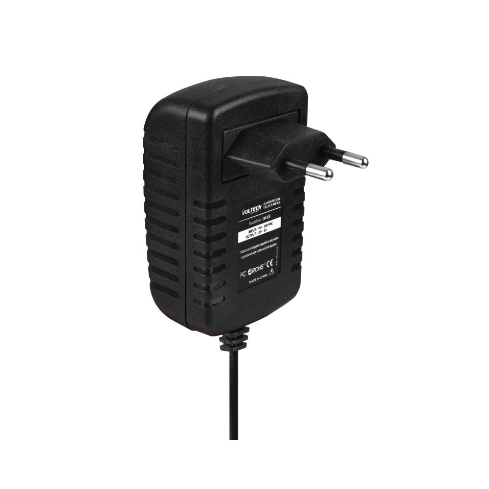 Alimentatore telecamera 12V 2A